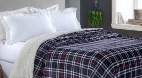 Cobertor Áustria Estampado
