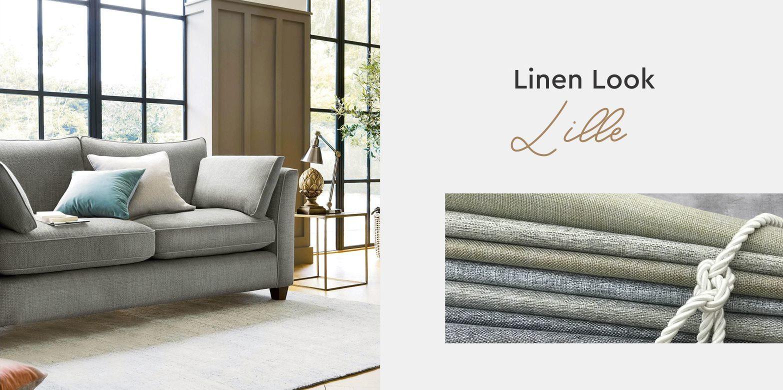 Linen Look Lille